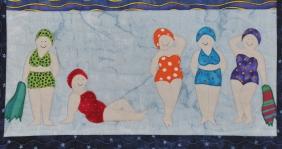 Beach Bathing Beauties