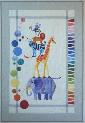 Safari Slumbers by Sue Duffy