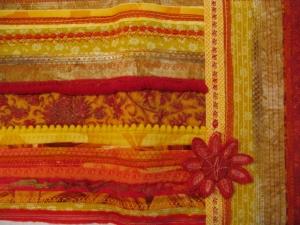 Scrap Stitching by Brenda Wood