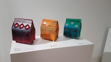 Reliquaries by Di Flint