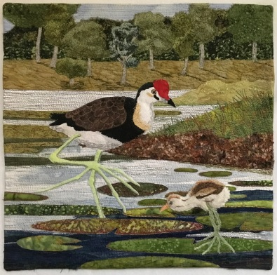 2 Sew Textiles - Sue Duffy Life amongst the Lilies