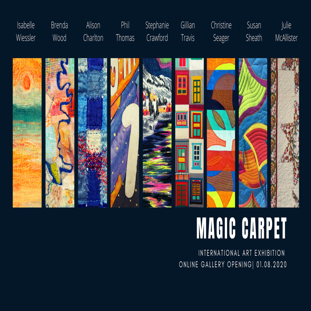 Magic Carpet international art exhibition